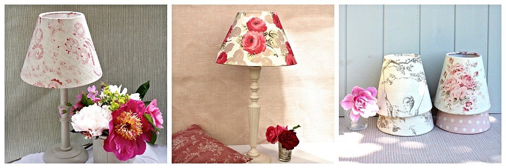 sarah hardaker hand made lampshades carried by Victoria Hill